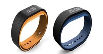 Lenovo a lui aussi son bracelet connecté, le SW-B100