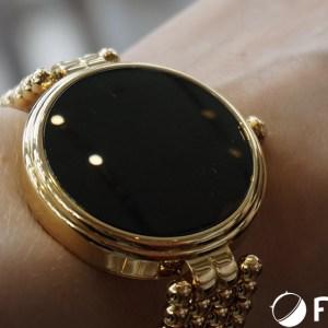 Omate veut convaincre les femmes de passer aux smartwatchs avec sa Lutetia