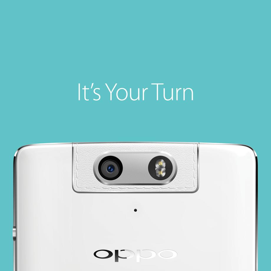 L'Oppo N3 montre enfin le design de son appareil photo