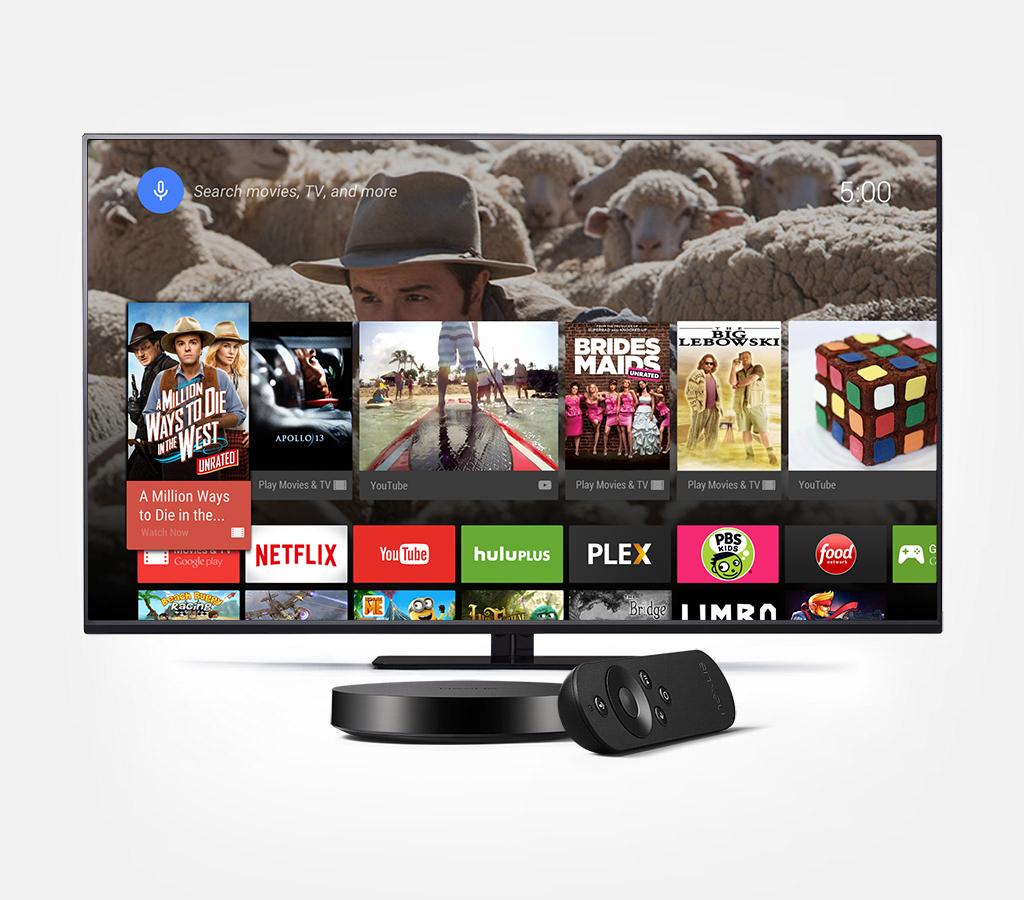 Nexus Player : la box HDMI sous Android TV de Google qui fait aussi console