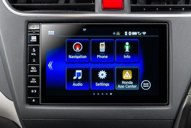 Honda Connect : Android et Tegra dans la voiture