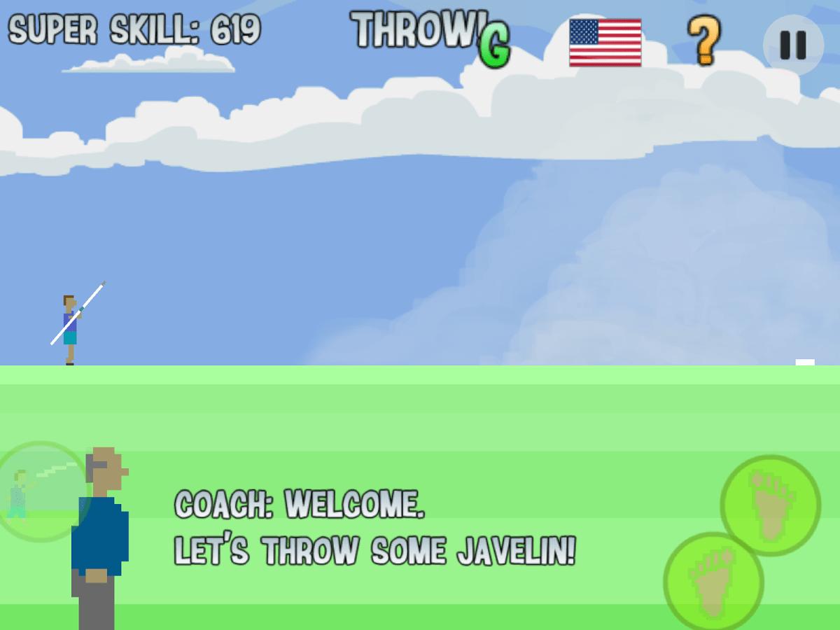 Javelin Masters 2 : c'est si difficile de lancer correctement un javelot ?