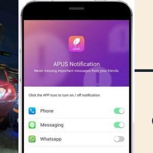 Les apps du jour : Drag Racing 3D, APUS Notification et Circle
