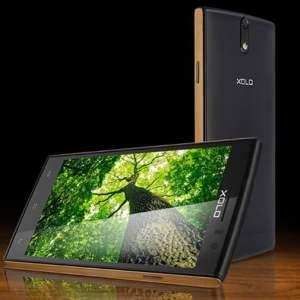 Le Xolo Q1020 intègre un cadre en bois