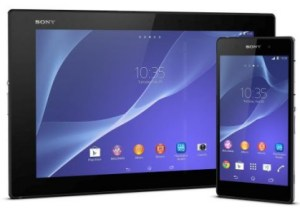 Les Xperia Z2 et Z2 Tablet reçoivent une importante mise à jour