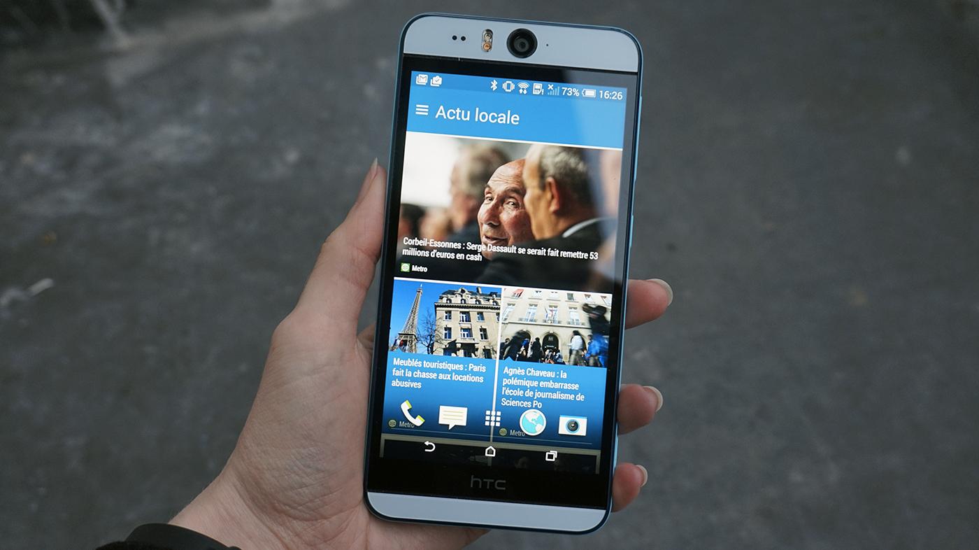 HTC Desire Eye : Marshmallow le mois prochain ?