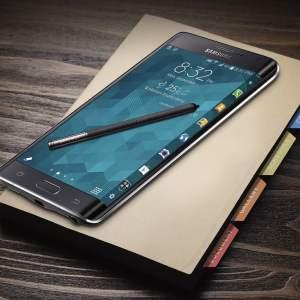 Samsung lancera le Galaxy Note Edge en France courant décembre