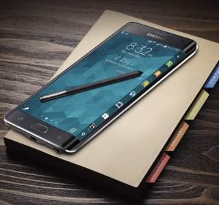 Le Samsung Galaxy Note 5 n'aurait pas droit à sa version Edge