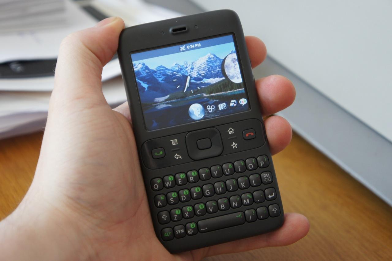 11 novembre 2007 : Android était présenté au public