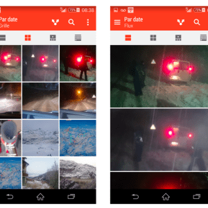 HTC Gallery, une alternative pour (tous) les Android