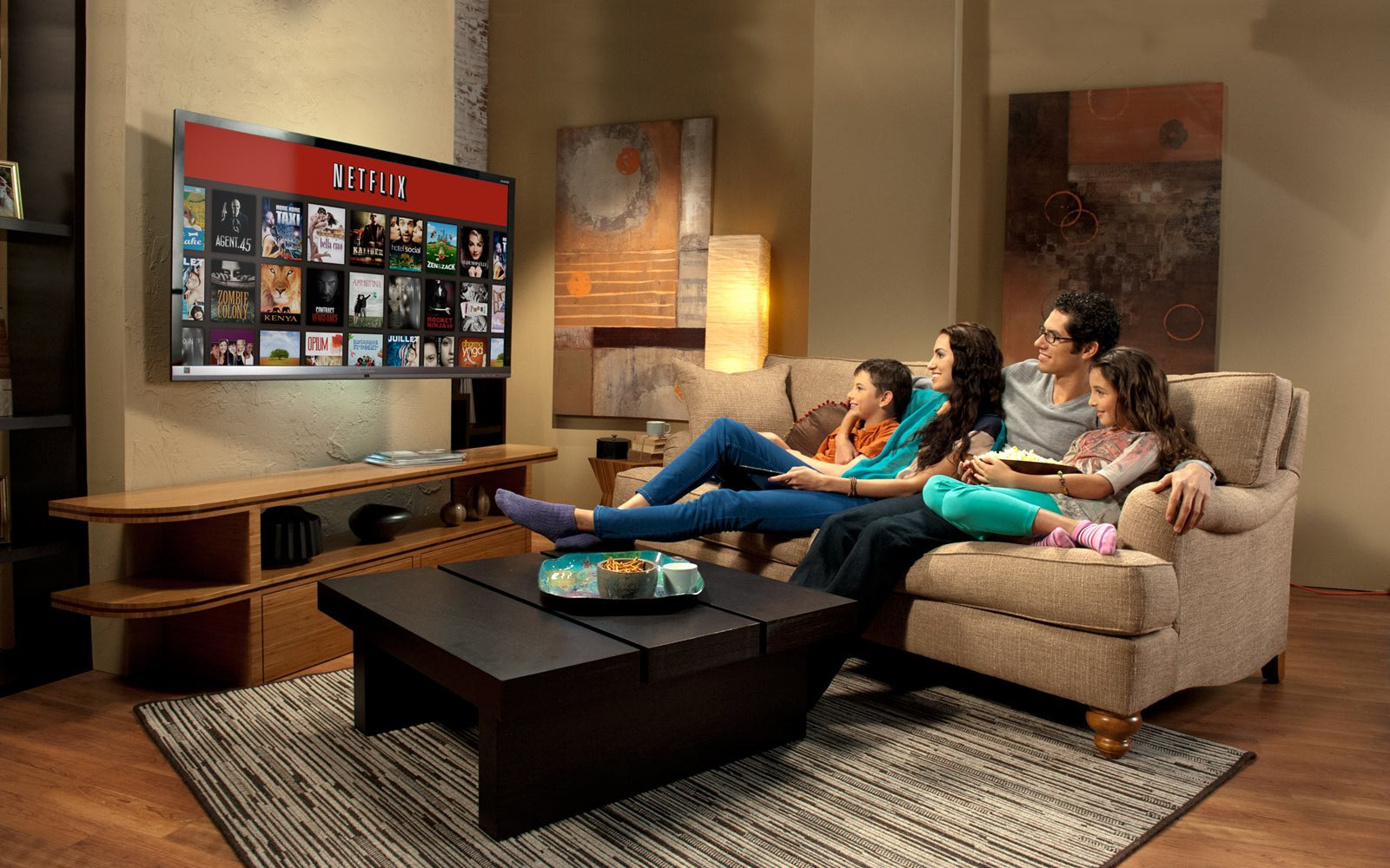 Débits des FAI avec Netflix : ça grimpe petit à petit, mais pas pour tout le monde