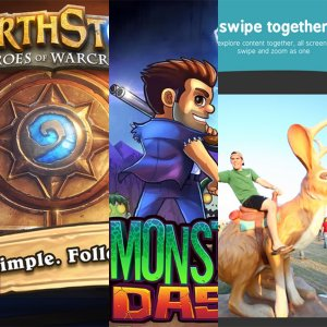 Les apps de la semaine : Final Fantasy, Hearthstone Heroes of Warcraft, Monster Dash, Microsoft Xim et Nike+ Training Club