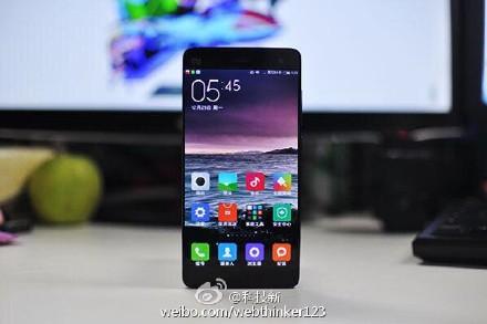 Le Mi 5 noir de Xiaomi aperçu en photo ?