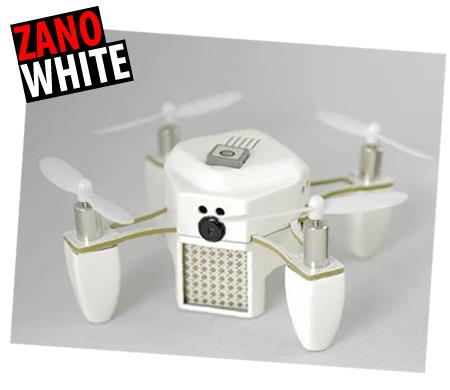 ZANO : le drone miniature ultra complet pour 200 euros