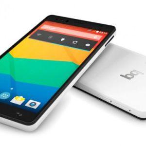Le BQ Aquaris e4.5 : premier smartphone sous Ubuntu Touch