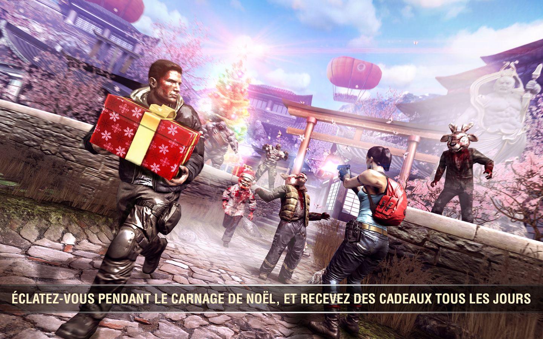 Dead Trigger 2 : une mise à jour pour réussir son carnage de Noël
