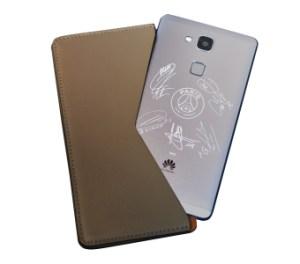Le Huawei Ascend Mate 7 s'offre une édition limitée PSG
