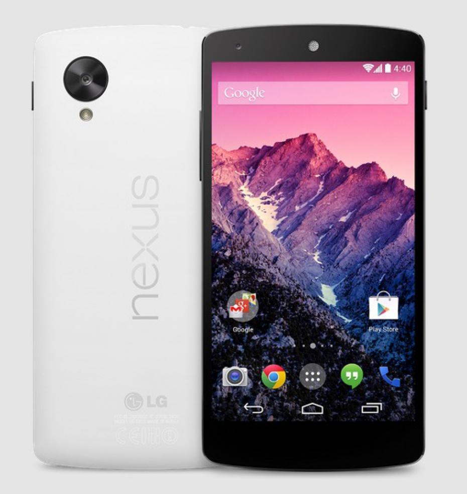 Nexus 5 : où l'acheter en cette période de l'année ?