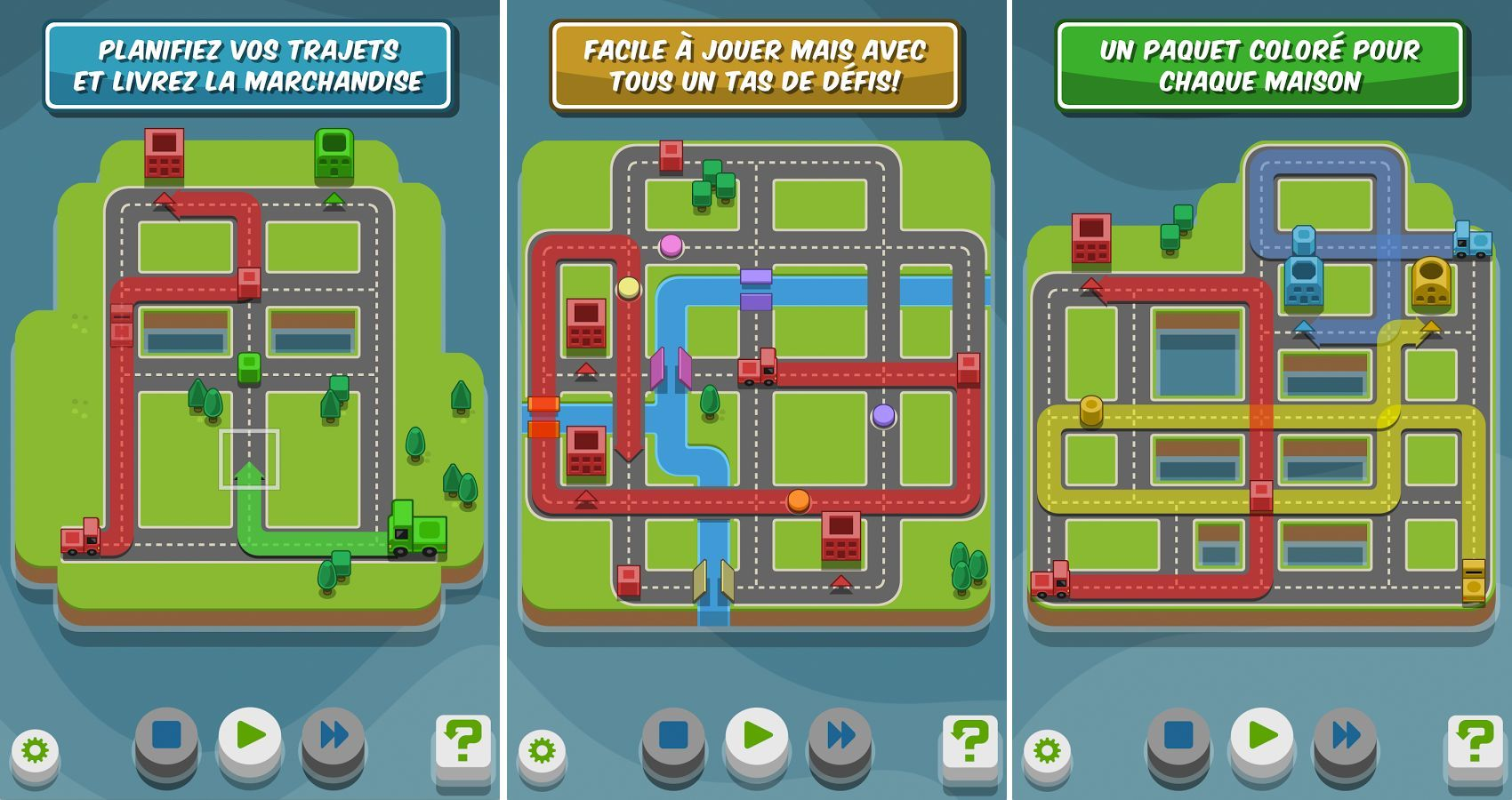 RGB Express prend enfin la route d'Android