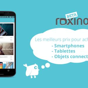 Roxino : Voici l'application mobile et les bons plans du week-end !