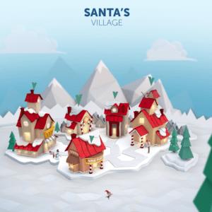 Microsoft et Google proposent leur Santa Tracker pour attendre le Père Noël