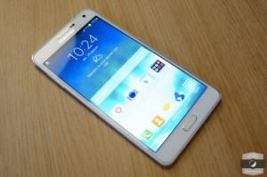 Prise en main du Samsung Galaxy A7