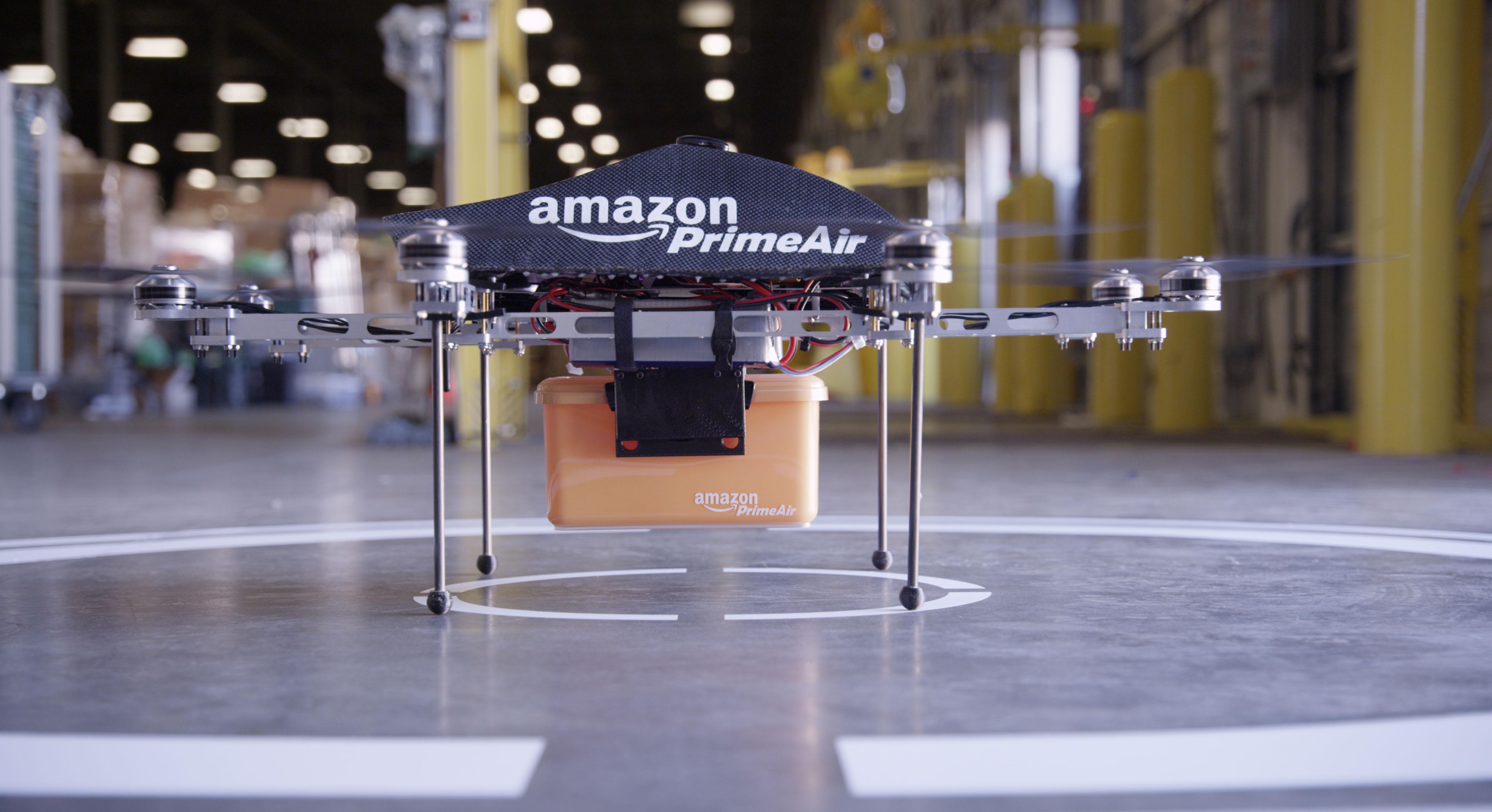 En Suisse, La Poste va tester la livraison par drone