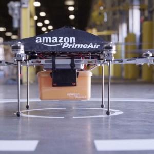 Amazon Prime Air : un centre de développement en France pour la livraison par drone