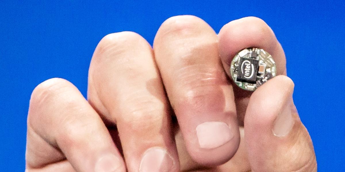Curie : Intel présente lui aussi une puce pour les objets connectés