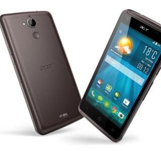 Acer Liquid Z410, le premier smartphone 4G et 64 bits du Taïwanais