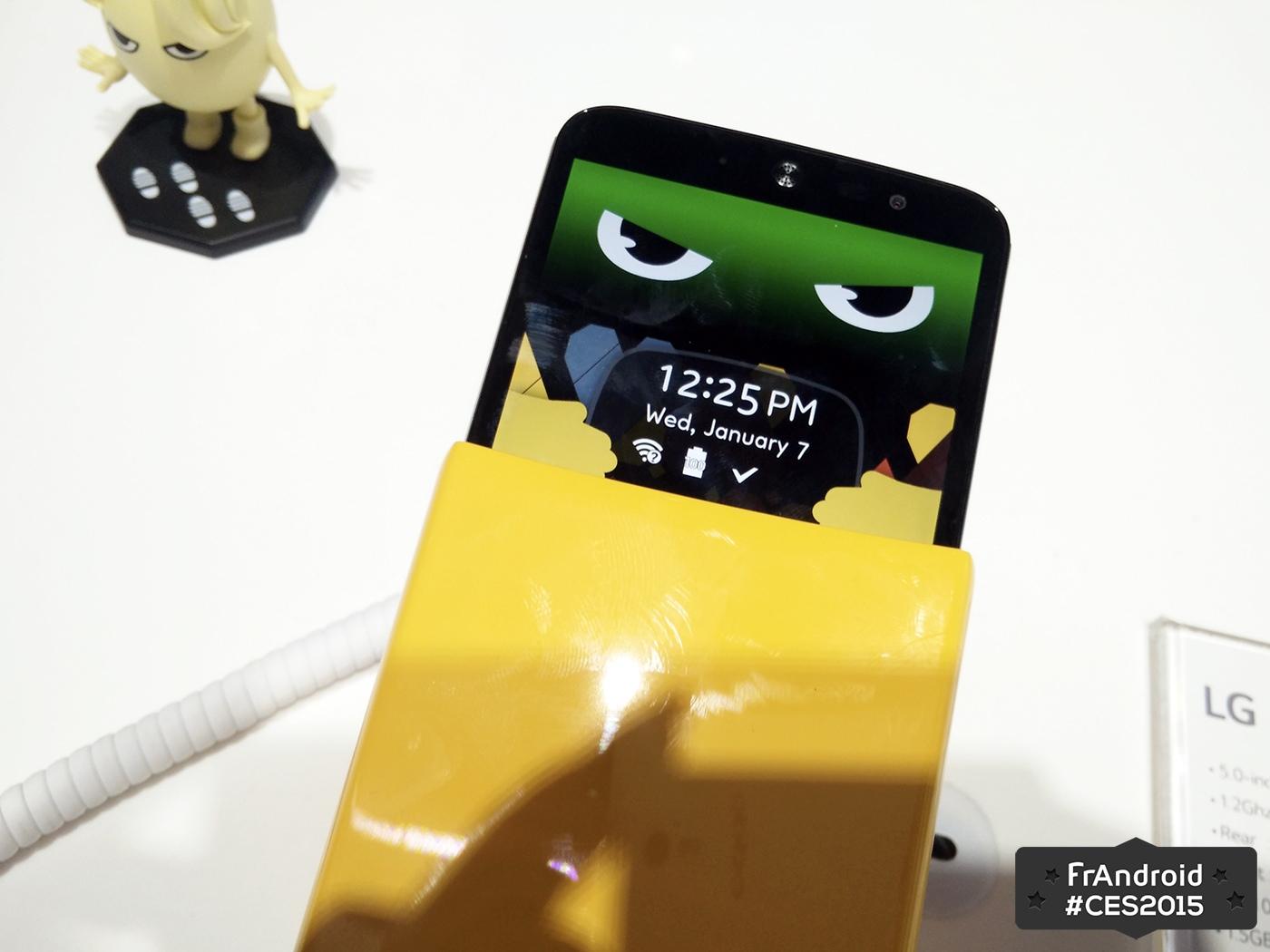 À la rencontre des LG AKA, ces smartphones dotés d'une personnalité