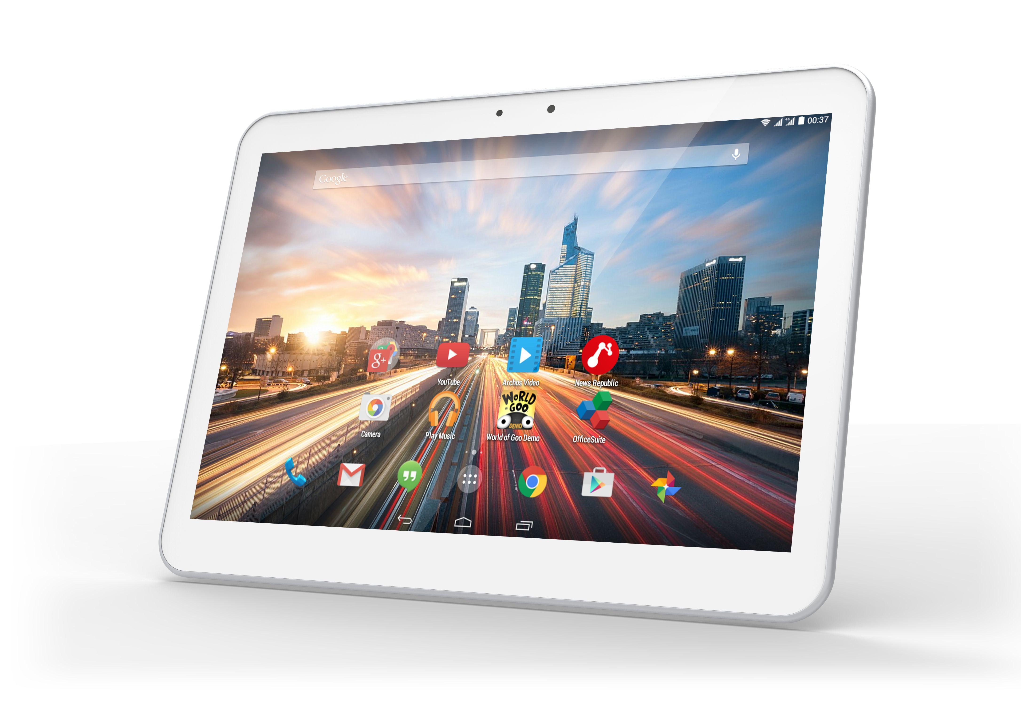 Archos dévoile trois nouvelles tablettes 4G : les 70, 80b et 101 Helium