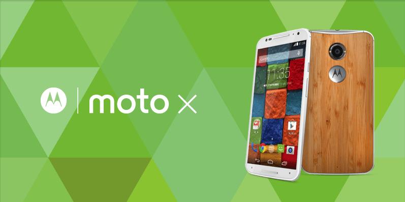 Soldes : le Moto X (2014) disponible au prix de 349 euros seulement