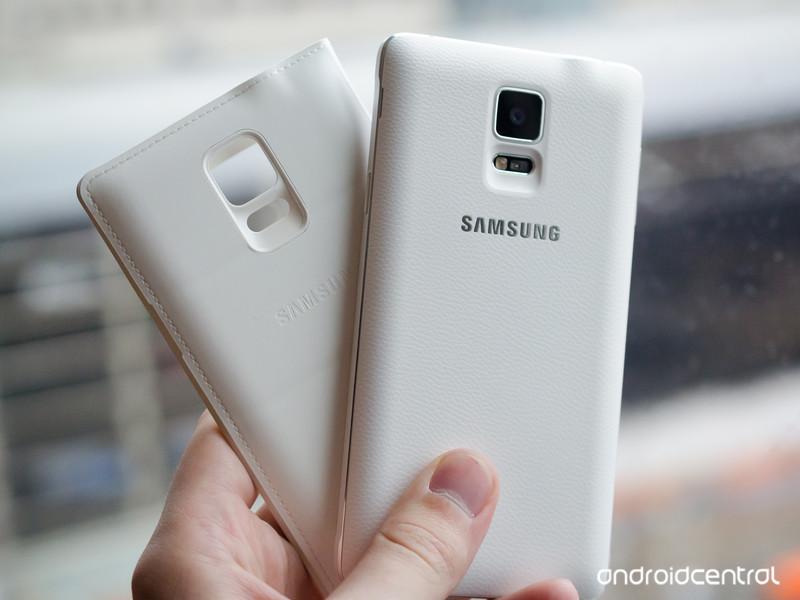 Les coques Qi du Galaxy Note 4 disponibles pour la recharge sans fil