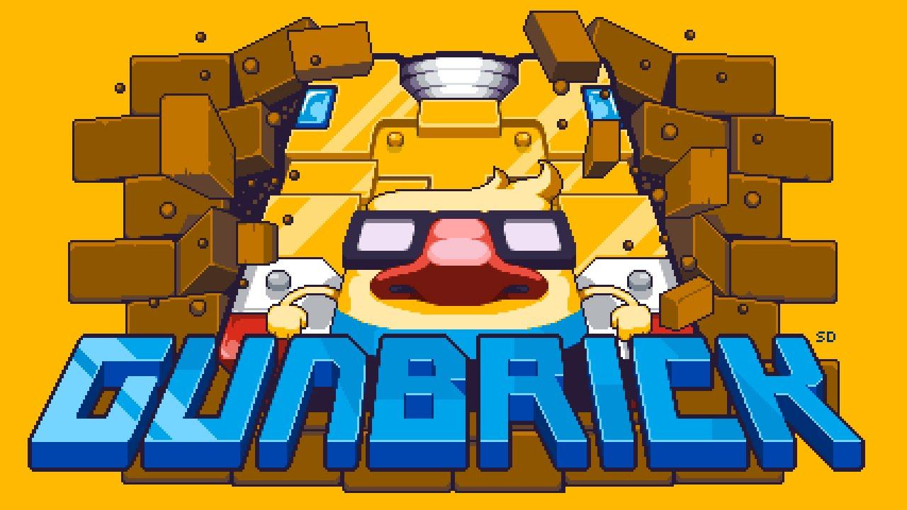 Gunbrick est un excellent mélange de casse-tête et de shooter