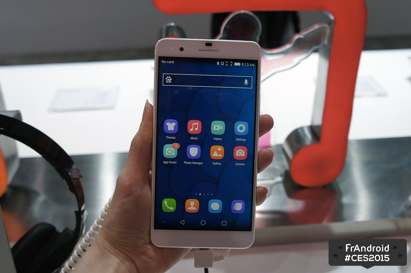 Prise en main du Honor 6 Plus, la phablette au double capteur photo dorsal