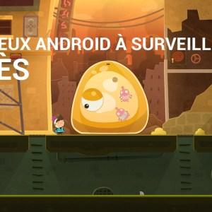 Les 10 jeux Android à surveiller de près en 2015