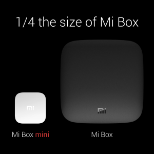 Mi Box Mini, la micro set-top box de Xiaomi à moins de 30 euros