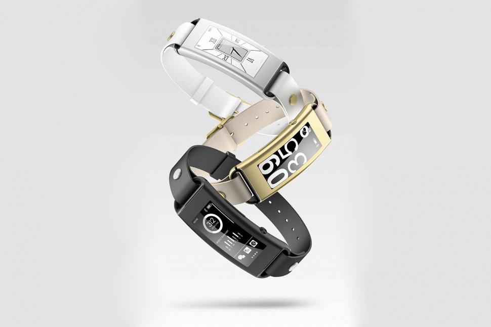 Lenovo Vibe Band VB10 : un autre bracelet connecté avec un écran e-ink