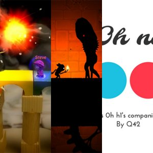 Les apps de la semaine spécial jeux : Run Bird Run, BombSquad, Oscura: Second Shadow, 0h n0 et Dumb Ways to Die 2: The Games