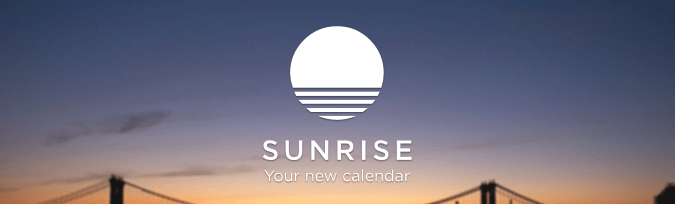 Microsoft rachète l'application Sunrise Calendar pour 100 millions de dollars