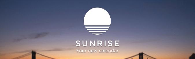 Sunrise Calendar : cette fois, c'est définitivement terminé pour le service