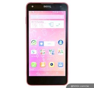 BenQ F52, du Snapdragon 810 et Android Lollipop pour un haut de gamme