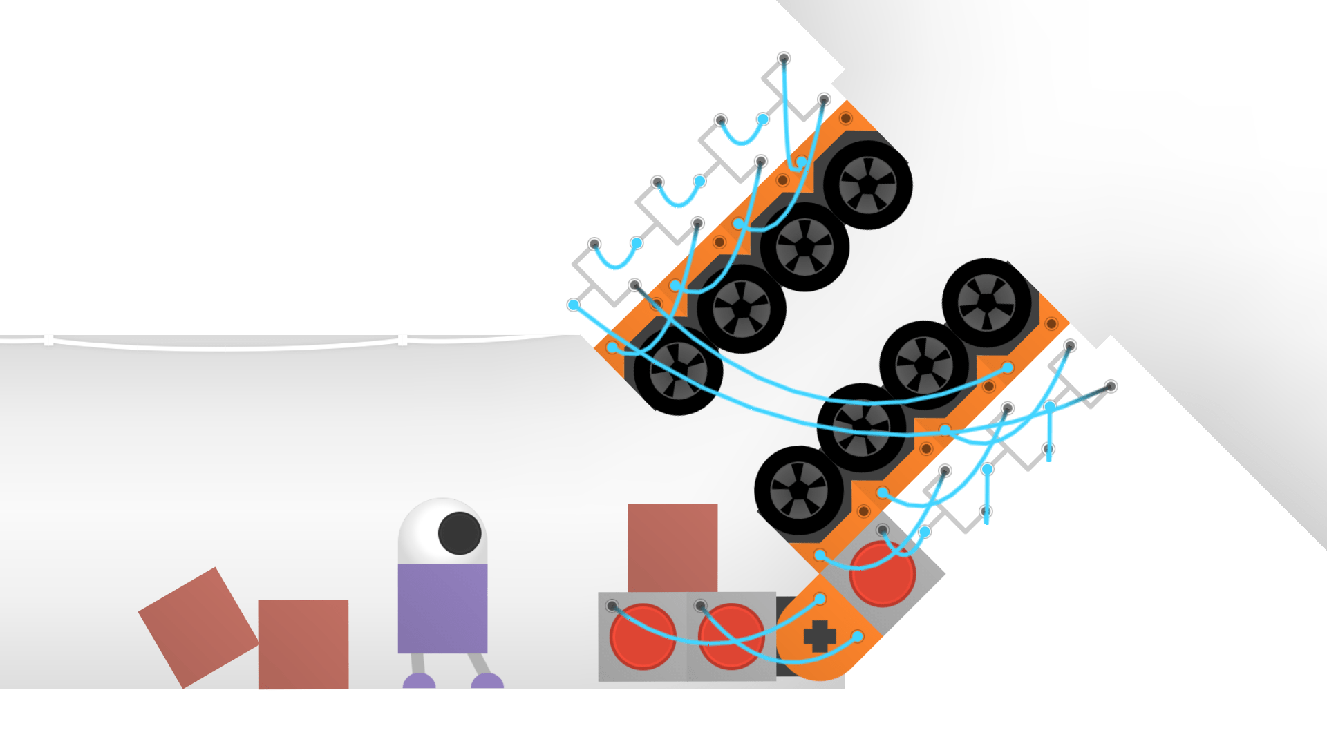Odd Bot Out : petit robot deviendra grand