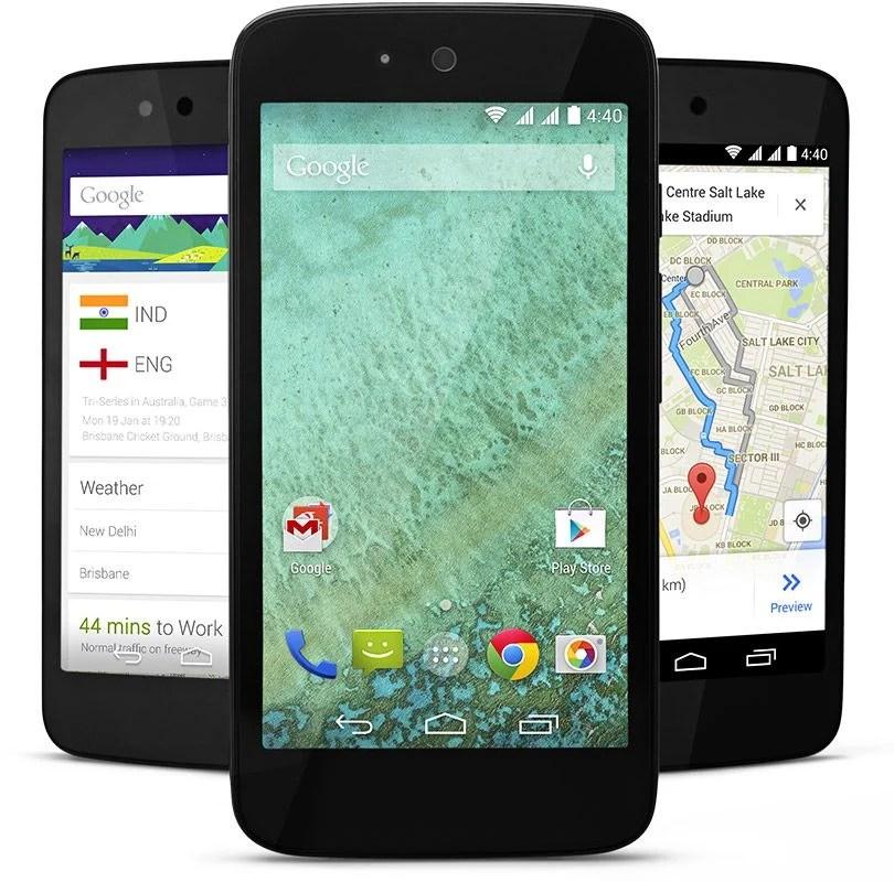 Android One : bientôt de la data gratuite sur certaines apps en Inde