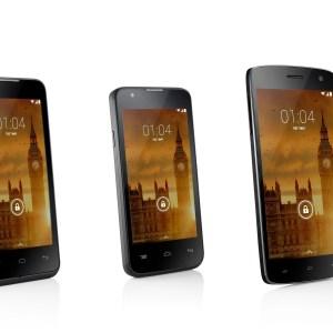 Kazam annonce six nouveaux smartphones d'entrée de gamme