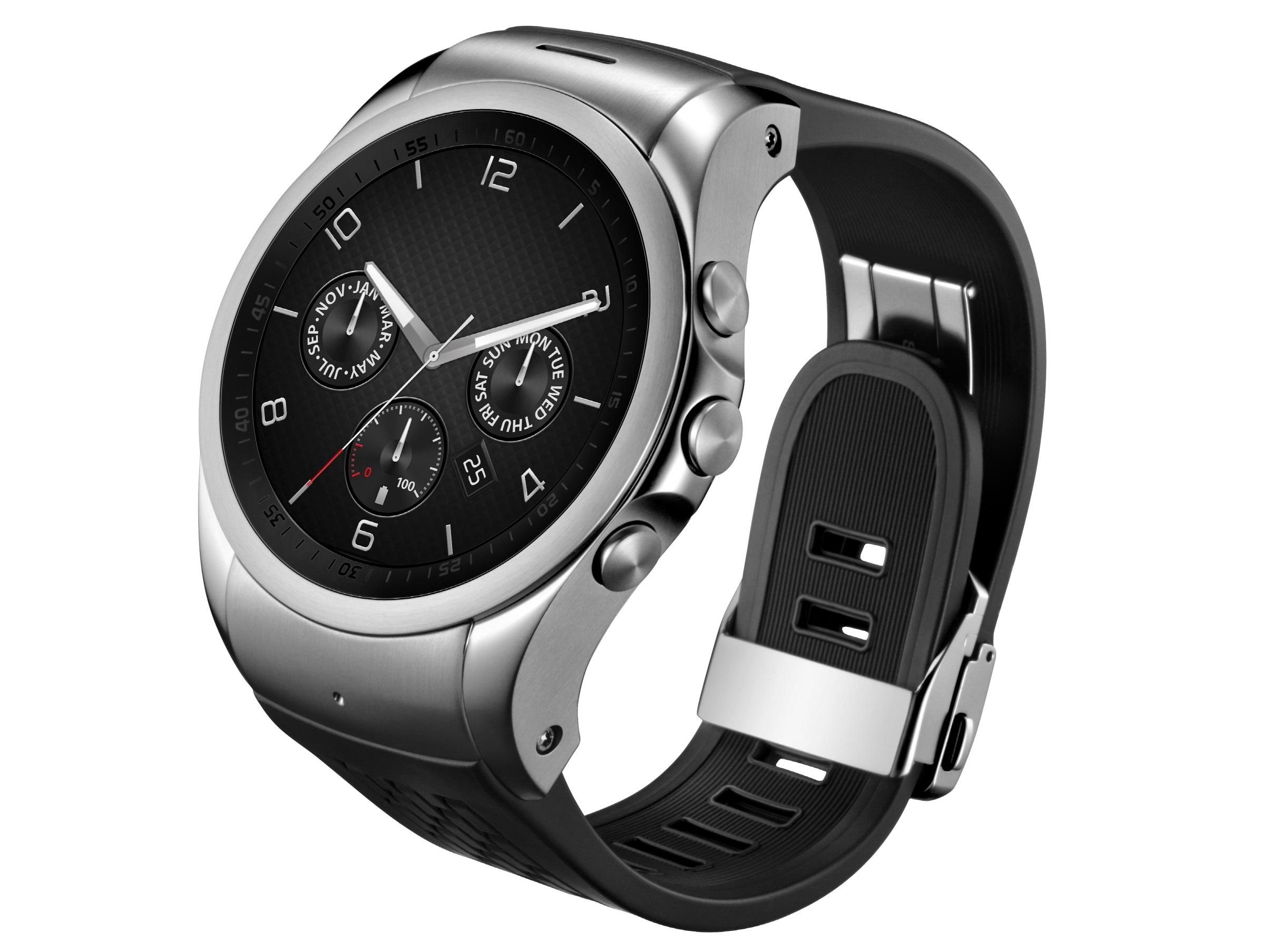 La sortie de la LG Watch Urbane, c'est pour ce mois d'avril