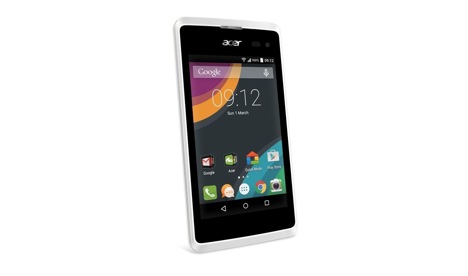 Acer Liquid Z220 et Z520 : deux nouveaux smartphones d'entrée de gamme