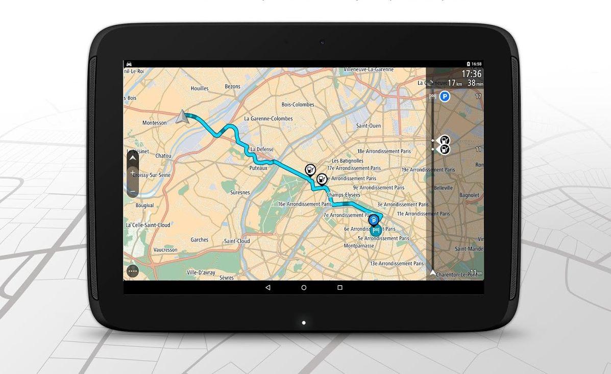 TomTom lance une nouvelle application de navigation GPS presque gratuite sur le Play Store