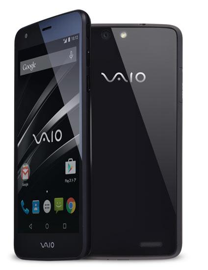 Le smartphone VAIO existe bel et bien, et c'est désormais officiel